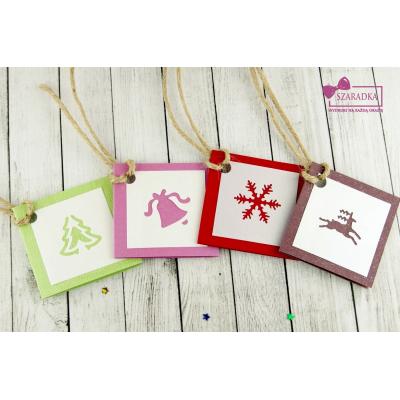 Karteczki / bileciki do prezentów
